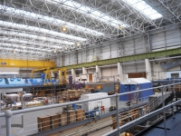 TORNESS turbine hall