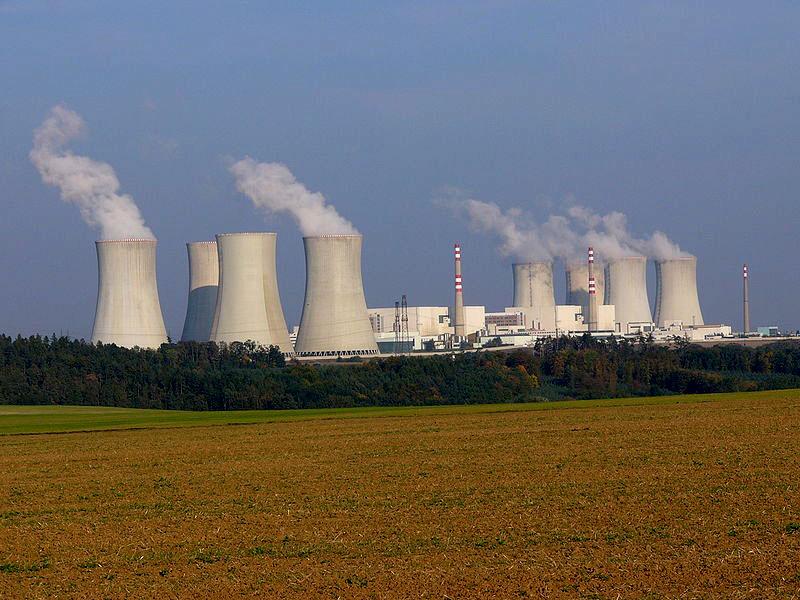 V dukovanské elektrárně začala odstávka druhého bloku
