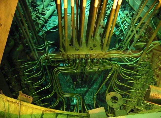 jaderná energie - Marija: Pracuji u jaderného reaktoru - Rozhovory (reaktor maria woda2 640) 1