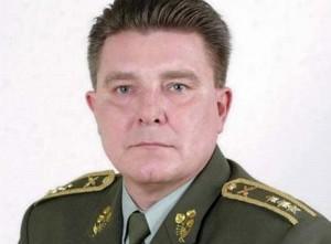 Dnes už bývalý šéf Vojenské kanceláře prezidenta František Hrabal