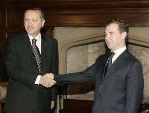 jaderná energie - Turecký parlament ratifikoval smlouvu s Ruskem na výstavbu první jaderné elektrárny v zemi - Zprávy (medvedev erdogan) 1