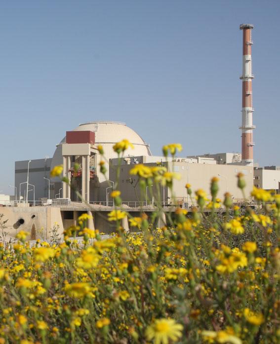 Začalo dovážení paliva na búšehrskou elektrárnu