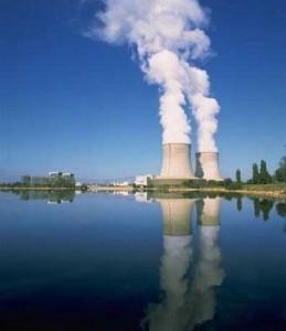 Francouzská jaderná elektrárna