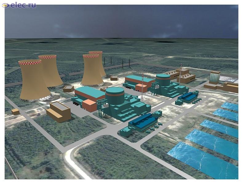 První beton přijde do základů Baltské jaderné elektrárny už příští rok