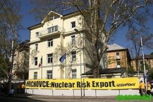 Greenpeace upozorňuje na riziká dostavby JE Mochovce