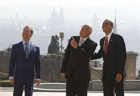 Rusko kritizovalo USA kvůli zbraním hromadného ničení