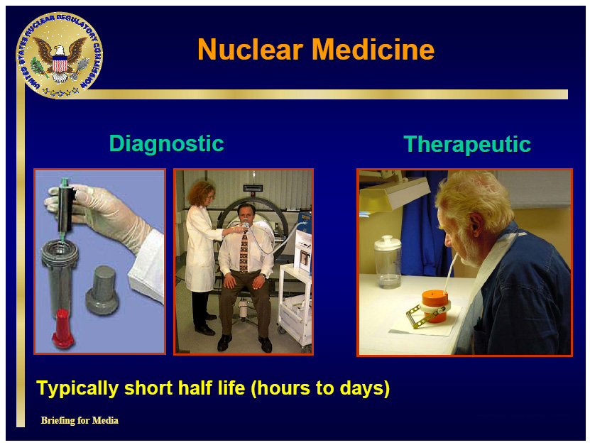Medicína a diagnostika – hlavní zdroj radiačního ozáření v dnešním světě