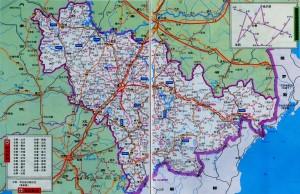 Hranice provincie Jilin a Severní Koreje