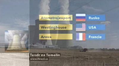 ČEZ získá na Temelíně nové jaderné know-how