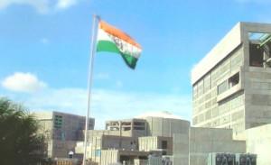 Sídlo NPCIL, indické státní jaderné korporace. Indický jaderný program je nejstarší a nejrozvinutější ze všech rozvinutých zemí. Nyní chce vyvážet své reaktory, které navrhla na základě kanadských. Roste velkým západním hráčům konkurence?