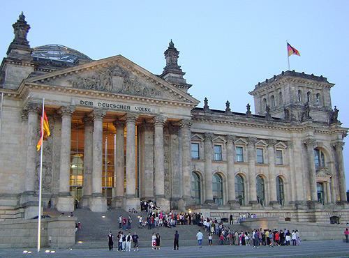 Odpůrci jaderné energetiky v SRN připravují protesty u Bundestagu