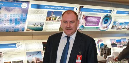 Velmi rádi bychom obnovili partnerské vztahy s českými vědci – Alexander Byčkov, ředitel VIJR a viceprezident MAAE