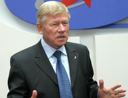 """Šéf ruské Federální kosmické agentury: """"Jaderné pohony jsou nejperspektivnějším směrem vývoje"""""""