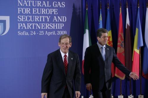 Americký vyslanec pro středoevropskou energetiku navštívil Českou republiku