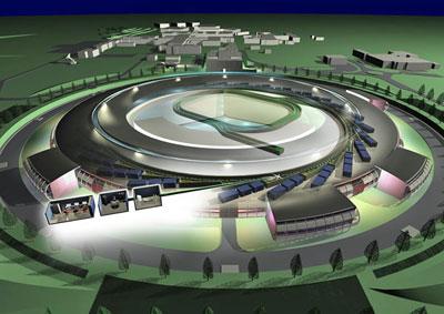 Rusové se budou podílet na evropském urychlovači iontů FAIR