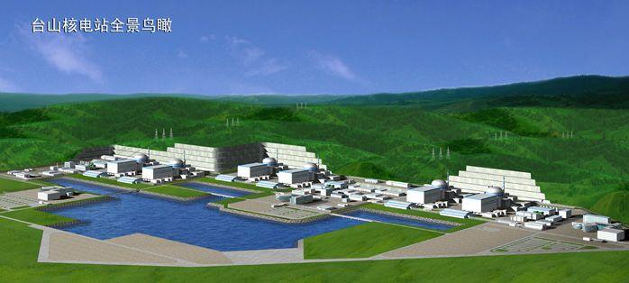 Areva údajně zvládne postavit reaktory EPR v Číně za 3 miliardy eur za blok