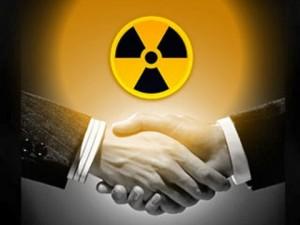 Něco za něco - na Ukrajině bude stát továrna na jaderné palivo, Rusko získalo nové výhodné zakázky.