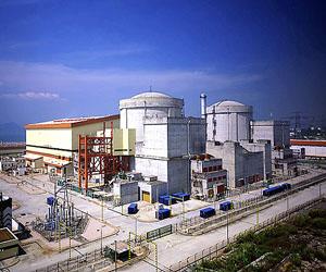 Na čínské jaderné elektrárně došlo k menší havárii s únikem radioaktivní vody do vnitřních prostor