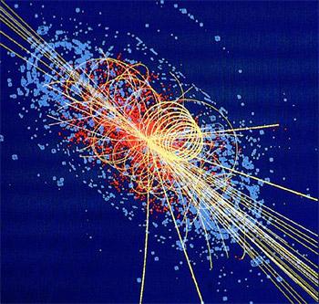 Na LHC zaregistrovali rozpad částic, který může naznačovat skutečnou existenci Higgsova bozonu