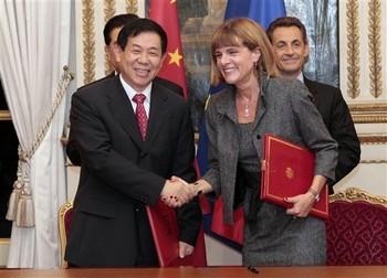 AREVA podepsala důležité dohody s Čínou