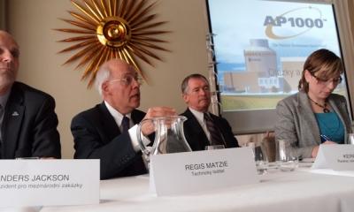 Rozhovor s technickým ředitelem Westinghouse – o vysokoteplotních reaktorech a nejen o nich