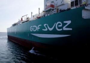 Plynový tanker GDF Suez. Francouzský plynárenský obr se pouští do jaderných technologií.