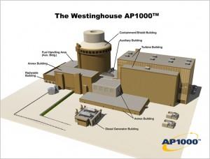 jaderná energie - Vyhraje-li Westinghouse Temelín, bude vyrábět v Česku a Japonsku - Nové bloky v ČR (ap 1000) 1