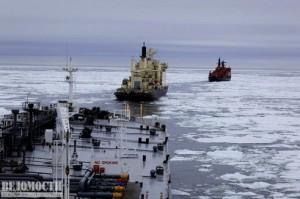 jaderná energie - Severní námořní cestu začnou brázdit obří tankery - Jádro na moři (baltika) 1