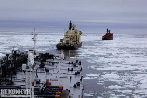 Severní námořní cestu začnou brázdit obří tankery