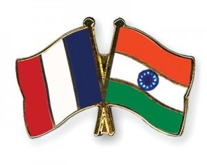 jaderná energie - Francie postaví Indii nové jaderné reaktory - Nové bloky ve světě (flags india france) 1