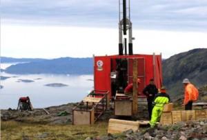 jaderná energie - Grónsko vydalo první po třiceti letech licenci na geologický průzkum uranových ložisek - Palivový cyklus (gronsko pruzkum) 1