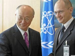 jaderná energie - První na světě mezinárodní rezerva jaderného paliva zřízena v Rusku pod záštitou MAAE - Palivový cyklus (kirienko amano) 1