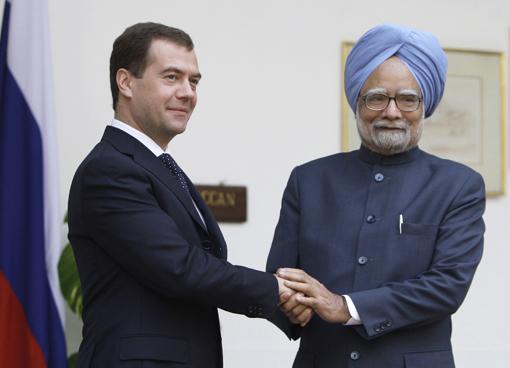 Rusko a Indie budou spolupracovat na thoriových reaktorech