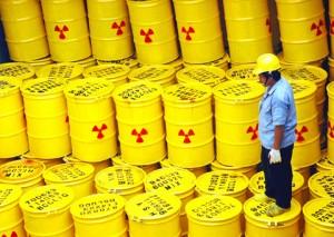 jaderná energie - Kam s vyhořelým jaderným palivem - Back-end (nuclear odpad) 1