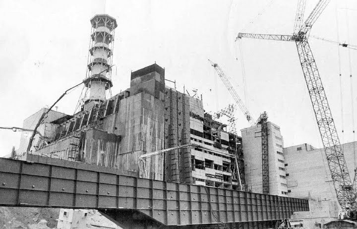 Ukrajina získala hlasovací právo v projektu nového krytu pro JE Černobyl