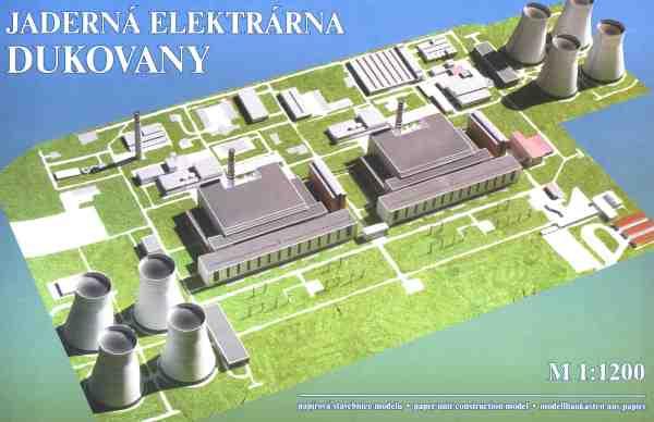 České jaderné elektrárny loni přilákaly na 58 500 turistů, víc než loni