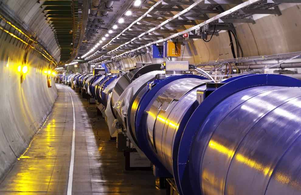 Práce Velkého urychlovače ve Švýcarsku nebude v roce 2012 přerušena