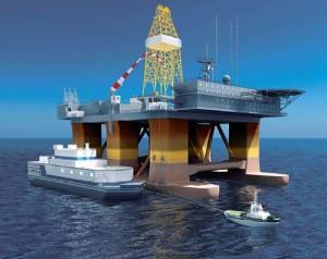jaderná energie - Ruská plovoucí jaderná elektrárna na čestném místě v seznamu největších technických objevů roku 2010 - Jádro na moři (plavuchaya aes) 1
