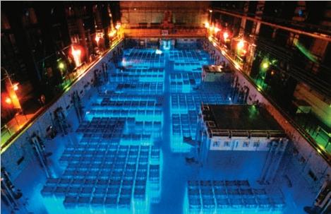 Číňané údajně vyvinuli zcela novou technologii zpracování jaderného paliva