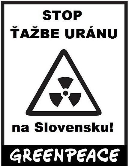 Slovensko má velké zásoby uranu, těžbu ale odmítlo