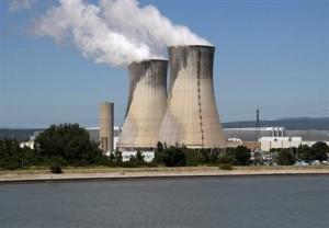 jaderná energie - Poprvé po šesti letech byly všechny francouzské jaderné elektrárny zapojeny do sítě - Ve světě (tricastin2) 1