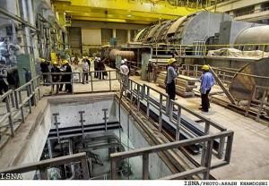 jaderná energie - Rusové v Búšehru vykládají palivo, došlo k poruše zařízení - Ve světě (elektrarna busehr) 1