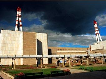 Na Ignalinské JE v Litvě začalo vykládání vyhořelého jaderného paliva