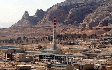 Írán hledá dodavatele uranu pro realizaci svého jaderného programu