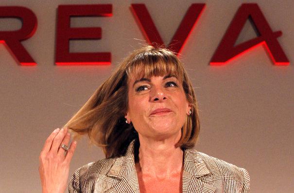Anne Lauvergeonová vyjádřila zájem zůstat prezidentkou Arevy i na druhé období