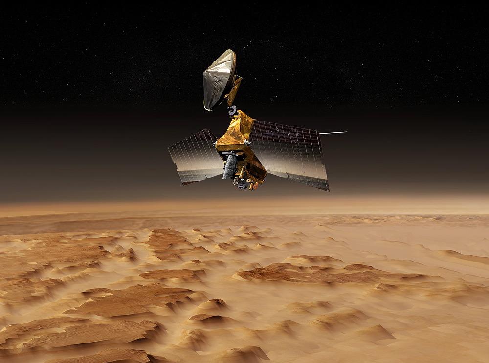 """Šéf """"ruské NASA"""" Roskosmosu: Jaderný pohon pro cestu na Mars může být vyvinut do 10 let"""