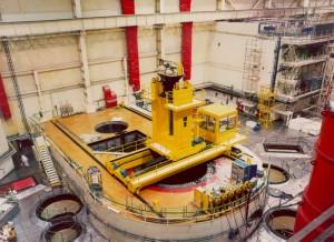 jaderná energie - V Dukovanech řeší, co s nedostatkem odborníků i plány na rozšíření - V Česku (reaktorovy sal dukovany) 1
