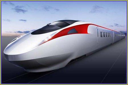 Ruské dráhy a Rosatom plánují vlak s jaderným pohonem