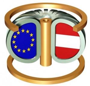 jaderná energie - Rakouské referendum o vystoupení země z Euratomu se zatím jeví jako zcela neúspěšné - Ve světě (euratom logo) 1