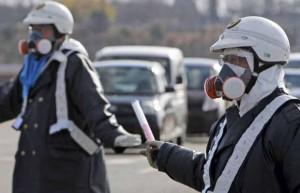 jaderná energie - Problémy na třetím bloku Fukušima Dajiči - JE Fukušima (evakuace dayichi) 1